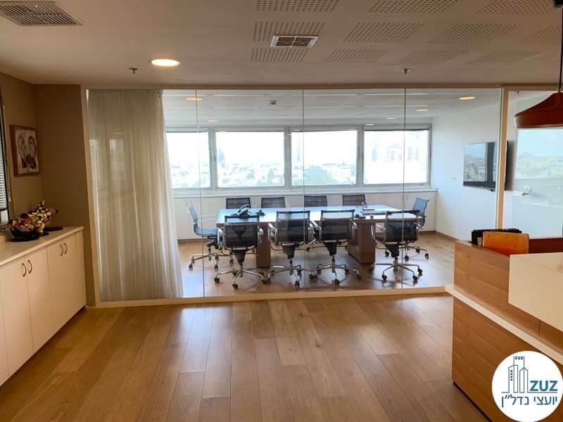 מה הצרכים למשרד החדש שלכם?