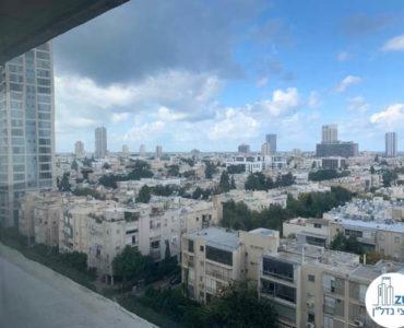 נוף במשרד להשכרה במתחם בית המשפט תל אביב