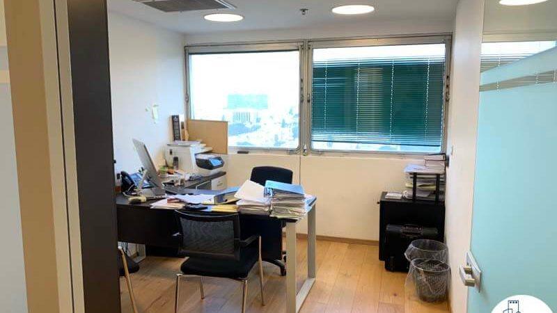 חדר עבודה במשרד להשכרה במתחם בית המשפט תל אביב