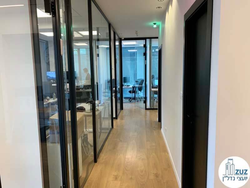 כמה זמן לוקח למצוא משרד בתל אביב?