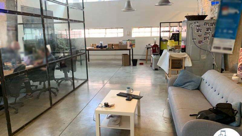 אופן ספייס במשרד להשכרה בנחלת יצחק תל אביב
