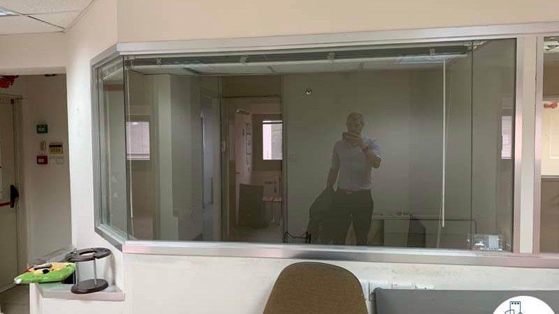 חדר ישיבות במשרד להשכרה בבית הדר דפנה תל אביב