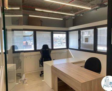 חדר עבודה במשרד להשכרה בחסן ערפה תל אביב