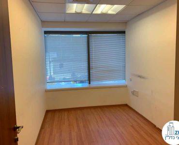 חדר במשרד להשכרה במגדל המוזיאון תל אביב