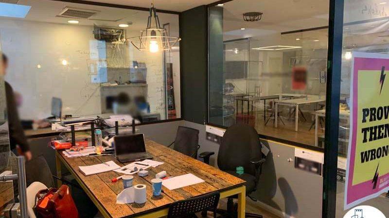 חדר במשרד להשכרה בבית גימיני תל אביב