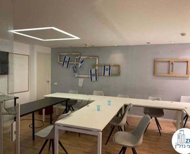 אופן ספייס במשרד להשכרה בבית גימיני תל אביב