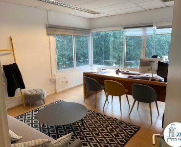 """חדר מנכ""""ל במשרד להשכרה בשדרות רוטשילד תל אביב"""