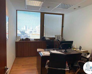 חדר במשרד להשכרה במגדל כלבו שלום תל אביב