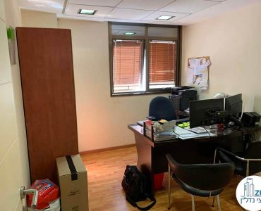 חדר במשרד להשכרה בשכונת מונטיפיורי תל אביב