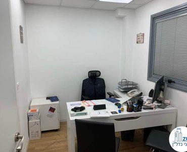 חדר של משרד להשכרה בשכונת נחלת יצחק תל אביב