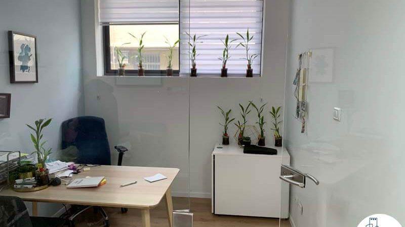 חדר עבודה של משרד להשכרה ליד עזריאלי תל אביב