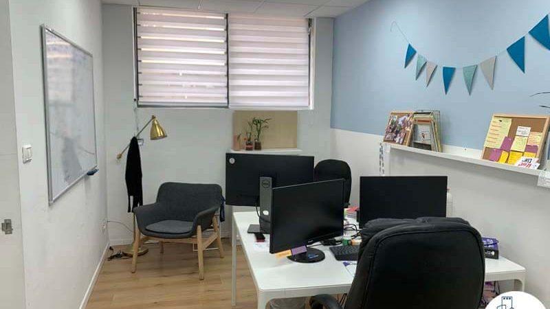 עמדות עבודה של של משרד להשכרה ליד עזריאלי תל אביב