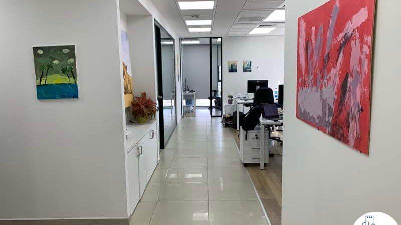 אופן ספייס של משרד להשכרה במגדלי אלון תל אביב