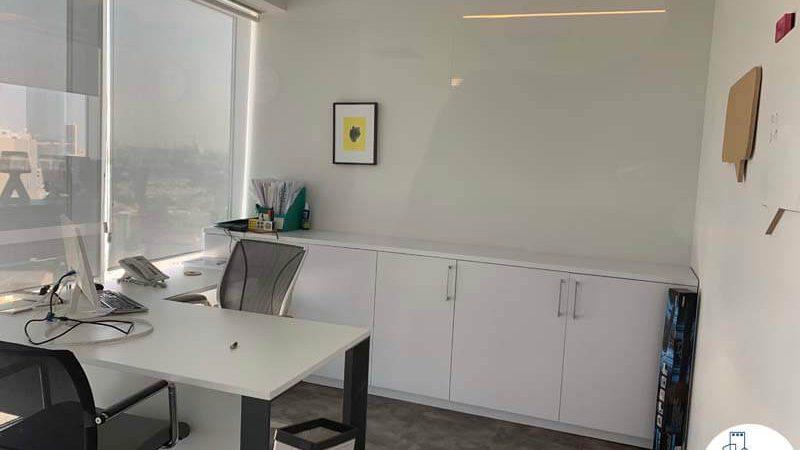 חדר של משרד להשכרה בתל אביב במגדל אלקטרה סיטי