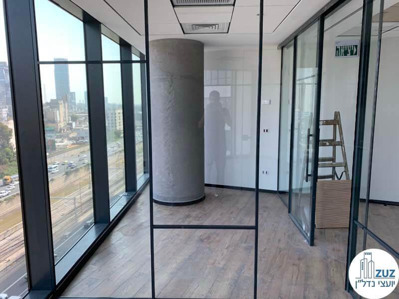 מעבר למשרד החדש בתל אביב