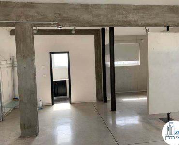 אופן ספייס של משרד להשכרה בנחלת יצחק תל אביב