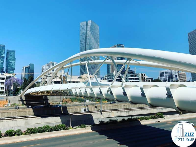 גשר יהודית תל אביב