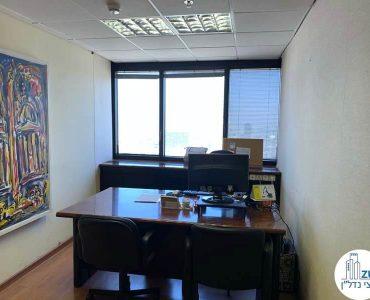 חדר של משרד להשכרה במגדל דניאל פריש תל אביב