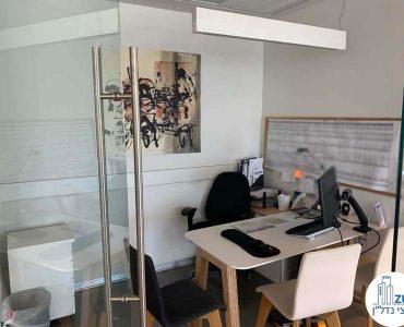 חדר של משרד להשכרה במגדל אלקטרה סיטי תל אביב