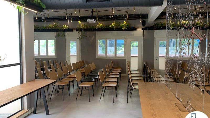 אופן ספייס של משרד להשכרה במתחם רוטשילד תל אביב