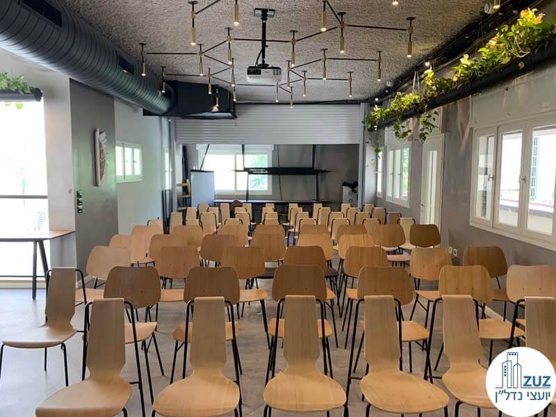 אופן ספייס של של משרד להשכרה במתחם רוטשילד תל אביב