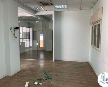 חדר ישיבות של משרד להשכרה בשדרות רוטשילד תל אביב