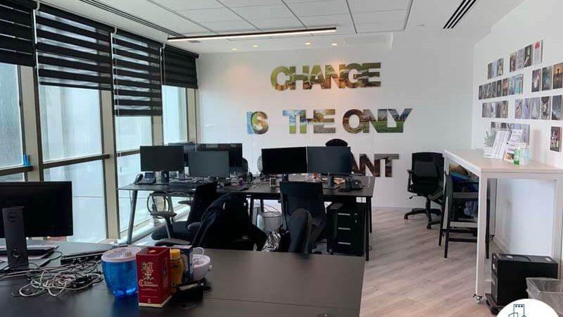 אופן ספייס של משרד להשכרה במגדל אדגר 360 תל אביב