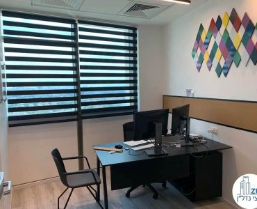 חדר של משרד להשכרה במגדל אדגר 360 תל אביב
