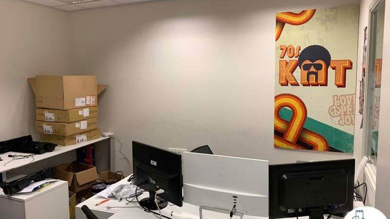 חדר של משרד להשכרה בבית קרדן תל אביב