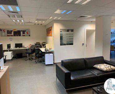 אופן ספייס של משרד להשכרה בבית קרדן תל אביב