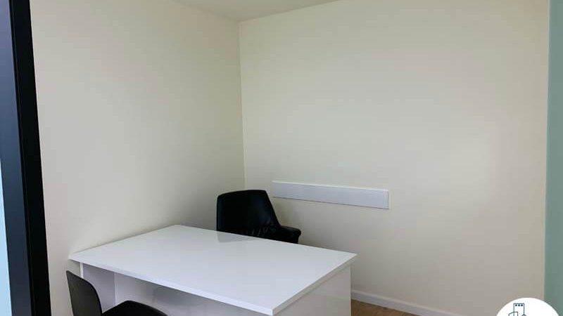 חדר של השכרת משרד במגדל מידטאון תל אביב