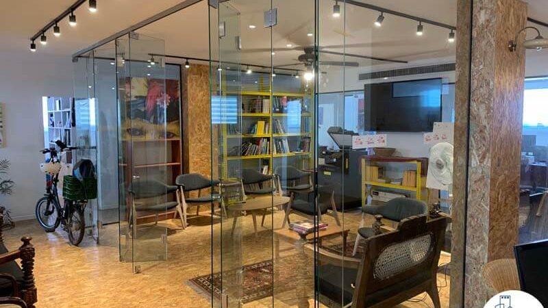 אופן ספייס של השכרת משרד בשכונת מונטיפיורי תל אביב