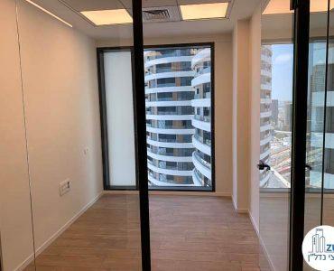 חדר של משרד להשכרה במגדל רסיטל תל אביב