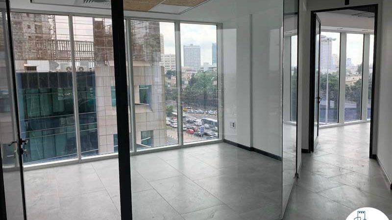 חדר של משרד להשכרה במגדל WE תל אביב