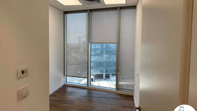 חדר של השכרת משרד במגדל WE תל אביב