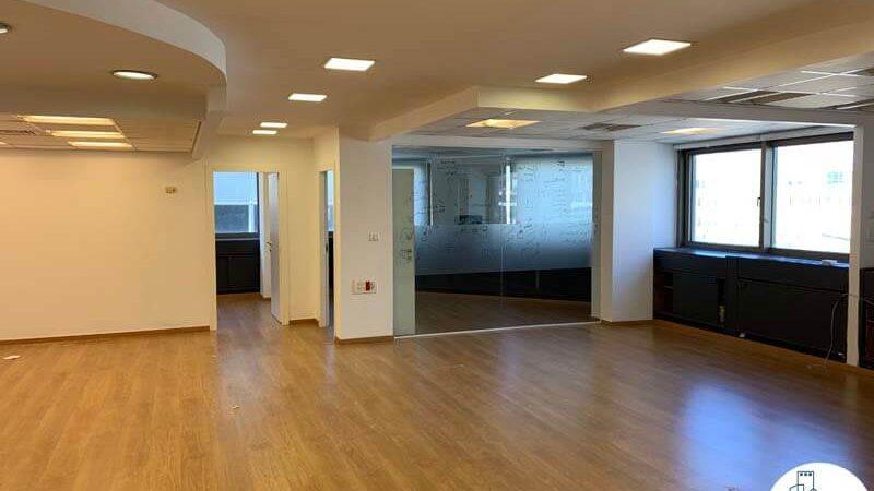 אופן ספייס של משרד להשכרה במתחם בארבעה תל אביב
