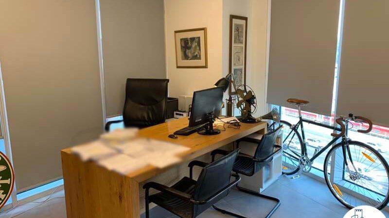 חדר מנהלים של לקוח מרוצה מעסקת תיווך במגדל WE תל אביב