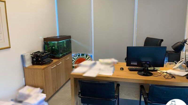 חדר של לקוח מרוצה מעסקת תיווך במגדל WE תל אביב