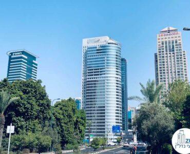 מגדל גיבור ספורט רמת גן, דרך מנחם בגין 7 רמת גן