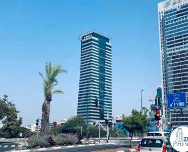 מגדל רוגובין תדהר רמת גן, דרך מנחם בגין 11 רמת גן