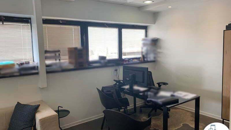 חדר של משרד להשכרה במגדלי שקל תל אביב