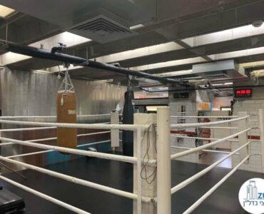 זירת אגרוף של משרד להשכרה במגדלי שקל תל אביב
