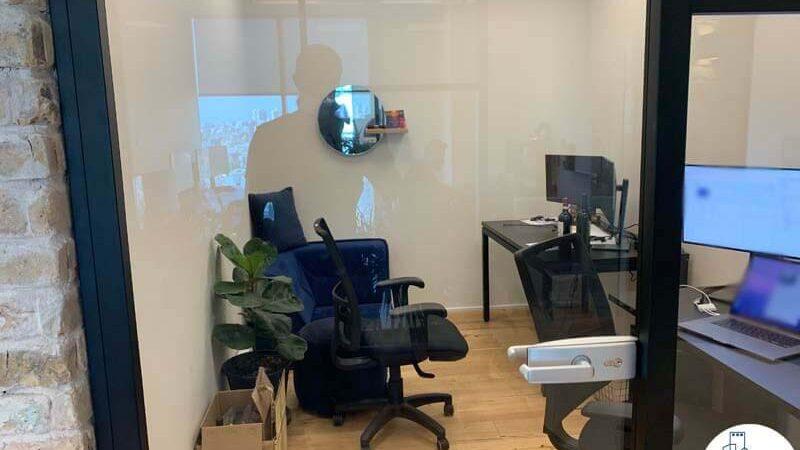 חדר עבודה של משרד להשכרה במגדל WE תל אביב