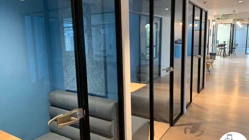 חדרים פרטיים של משרד להשכרה בבית אגיש רבד תל אביב