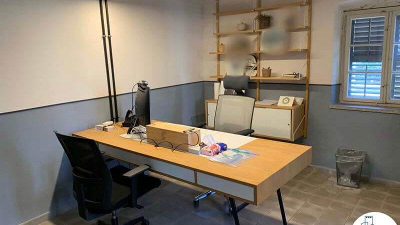 חדר מנהלים של משרד להשכרה בטמפלרים בשרונה תל אביב