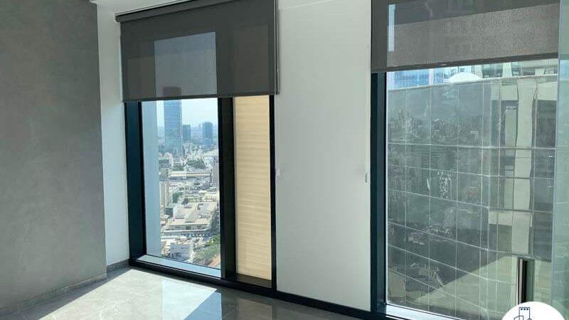 חדר של משרד להשכרה במגדל רסיטל בתל אביב