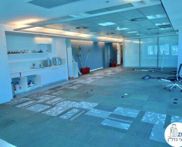 אופן ספייס של משרד להשכרה במגדל דיסקונט תל אביב