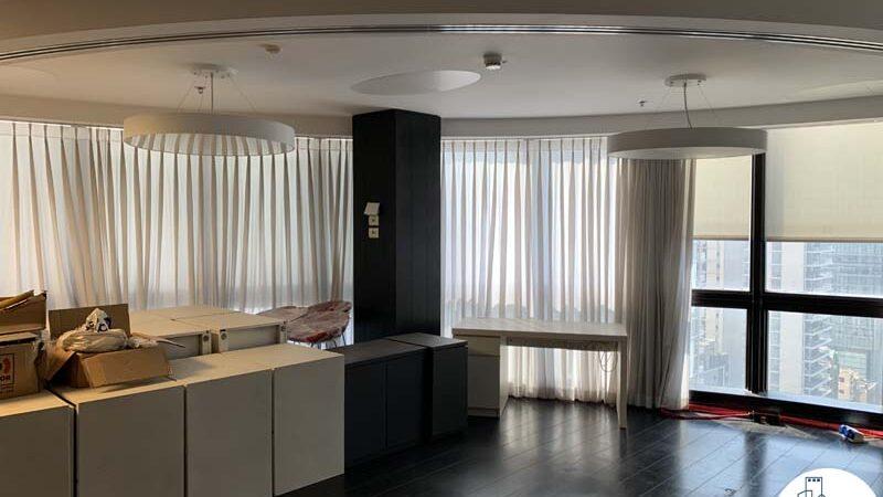 אופן ספייס של משרד להשכרה עם מרפסת בשדרות רוטשילד תל אביב