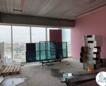 משרד למכירה במגדל סקיי טאוור תל אביב