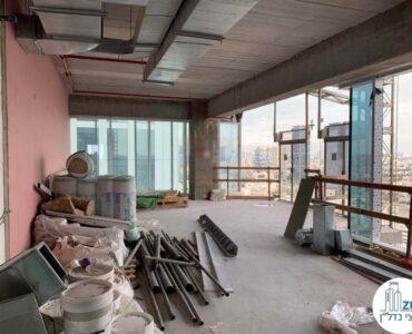 אופן ספייס של משרד למכירה במגדל סקיי טאוור תל אביב